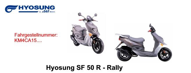 SF50 R (Rally)