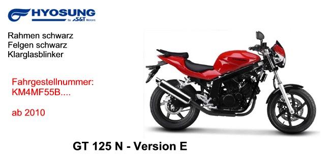 GT 125 N E