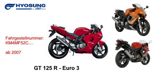 GT 125 R E3