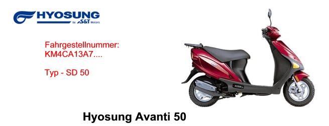 SD50 Avanti