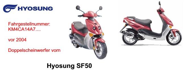 SF50 vor 2004
