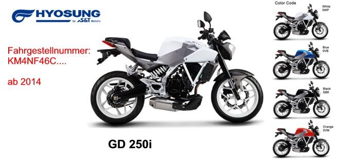 GD 250i