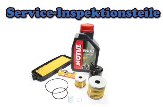 Service-Inspektionsteile