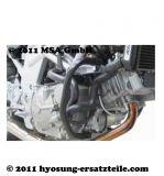 Motorschutzbügel GT650