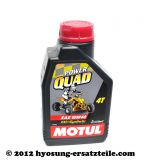 MOTUL Power Quad 4 Takt 10W-40 - 1,0 Liter
