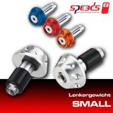 SPEEDS - Lenkergewicht SMALL - Silber - SET
